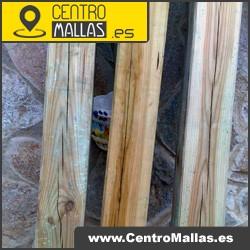 Pérgola Cuadrada Pecho Palomo 5 X 5 m. (PORTES GRATIS)