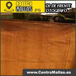 Malla ocultación o sombreo 95% 1.5 X 50 m. (PORTES GRATIS)